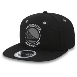 Kšiltovka New Era 950 NBA Reflective Golden State Warriors Black