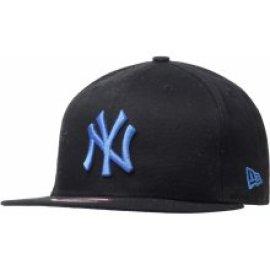 Kšiltovka NEW ERA 5950 Seabas MLB NEYYAN black royal