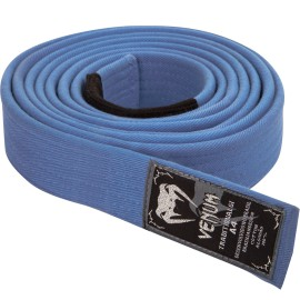 Prémiový BJJ pásek Venum - modrý