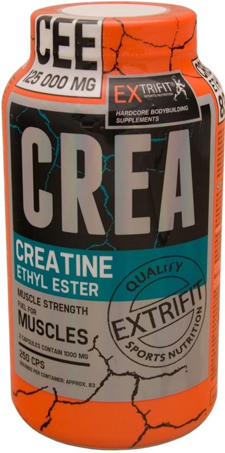 Extrifit CREA ETHYL ESTER 250 tablet