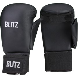 Karate rukavice BLITZ Elite - černé