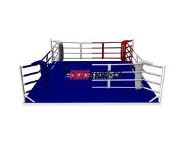 Tréninkový ring SUPREME 6 x 6m - 3 lana