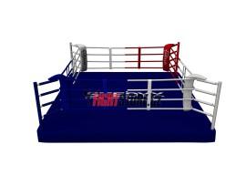 Tréninkový ring PROFESSIONAL 5 x 5m - 3 lana