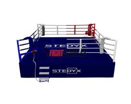 Boxerský ring 7,5 x 7,5m