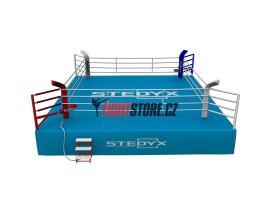 Boxerský ring 7,8 x 7,8m AIBA
