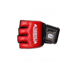 MMA rukavice POUNDOUT R01 - červené