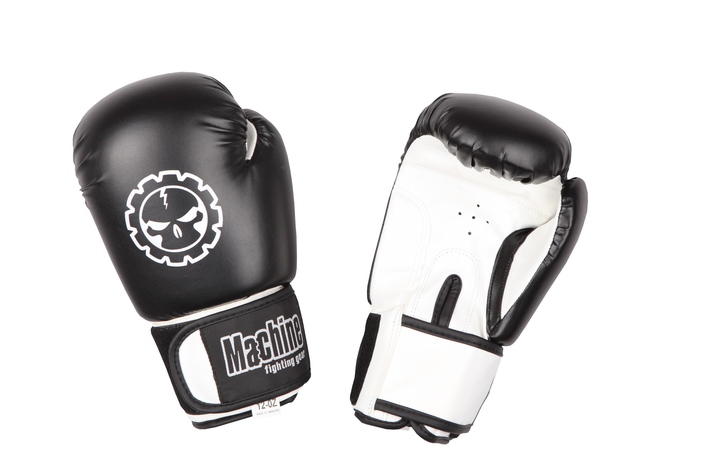 Boxerské rukavice Machine Killer - Kůže