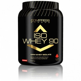 NUTREND COMPRESS ISO WHEY 90, 1000G