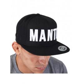 Kšiltovka MANTO Snapback cap EAZY - Černá