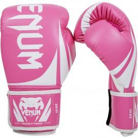 Boxerské rukavice VENUM CHALLENGER 2.0. - Růžové