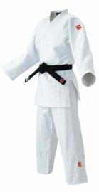 Kimono judo KuSakura IJF (JPN) - bílé (JOF)