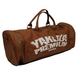 Yakuza Premium Sportovní taška - hnědá