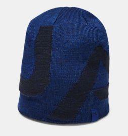 Čepice Under Armour 4-in-1 Beanie - modrá