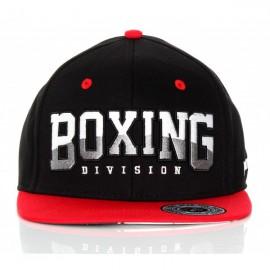 Kšiltovka POUNDOUT Snapback Boxing Division