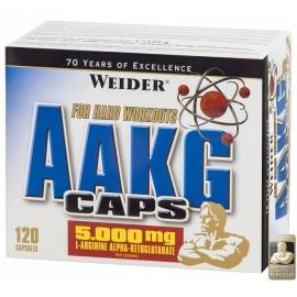 Weider, AAKG Caps 120 kapslí