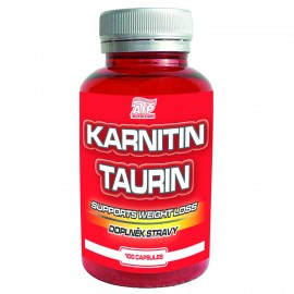 ATP Nutrition Karnitin Taurin, 100cps