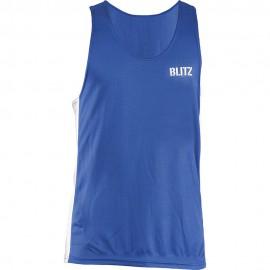 Boxerské tílko BLITZ - modré