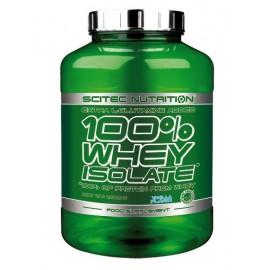 Scitec Nutrition 100% WHEY ISOLATE, 700g