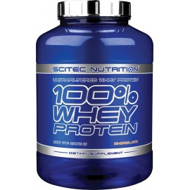 Scitec Nutrition 100% WHEY PROTEIN, 920g