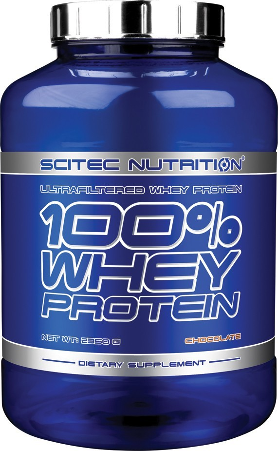 Scitec Nutrition 100% WHEY PROTEIN, 2350g