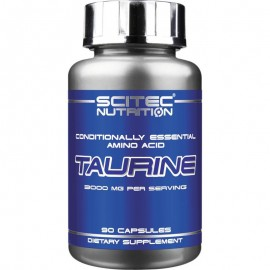 Scitec Nutrition TAURINE, 90cps