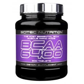 Scitec Nutrition BCAA 6400, 125tbl