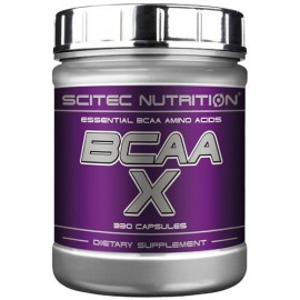 Scitec Nutrition BCAA X, 120cps