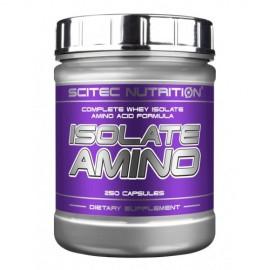Scitec Nutrition ISOLATE AMINO, 250g