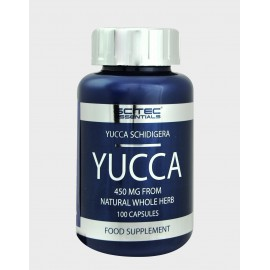 Scitec Nutrition YUCCA, 100cps