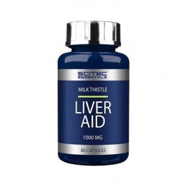 Scitec Nutrition Liver Aid, 80cps