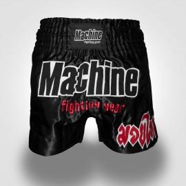 Thaibox trenky MACHINE - Logo