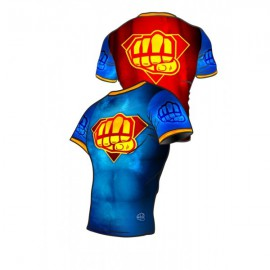 Rashguard FORMMA SUPERMAN PUNCH