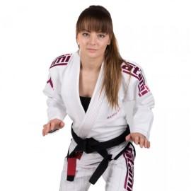 Tatami Dámské Kimono Estilo 6.0 Premier BJJ Gi - bílo/růžové