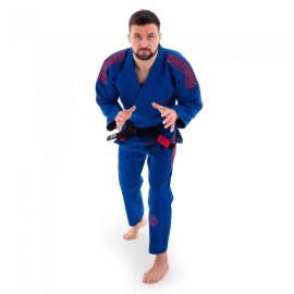 Kimono Estilo 6.0 BJJ Gi - BLUE & BURGUNDY