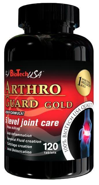 Biotech Arthro Guard - 120 tbl