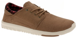 Boty ETNIES Scout - BROWN/TAN/BROWN