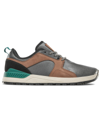 Boty ETNIES Cyprus SCW - BLACK/BROWN/GREEN