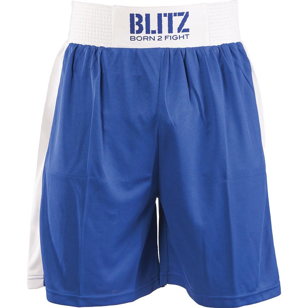 Boxerské šortky BLITZ - modré