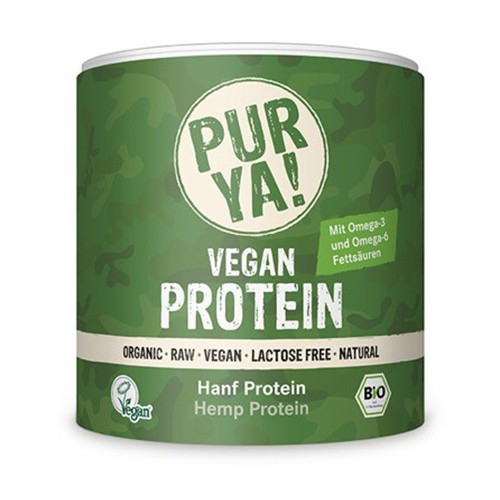 PurYa! Bio konopný protein 250g