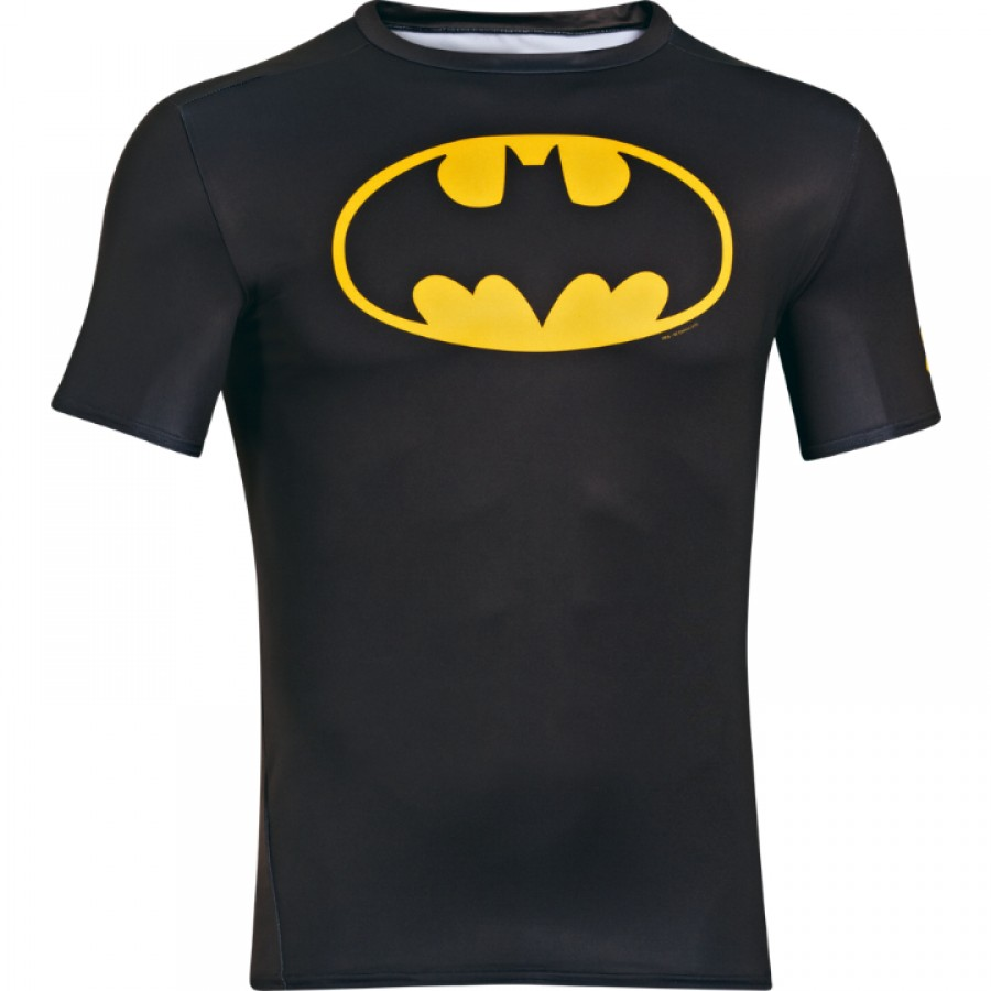 Pánské kompresní triko Under Armour Batman